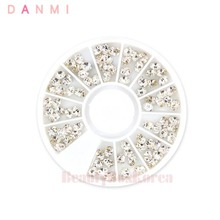 DANMI V Cut Round Crystal Set (M)