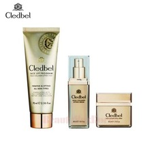 CLEDBEL Face Lift Program Gold Collage Lifting Set 3items