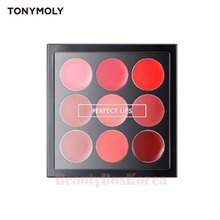 TONYMOLY Perfect Lips Top Color Lip Palette 7.2g