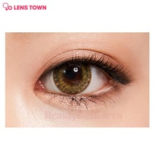 LENS TOWN Star Loves Moon Brown Star 1pack