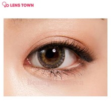 LENS TOWN Star Loves Moon Gray Moon 1pack