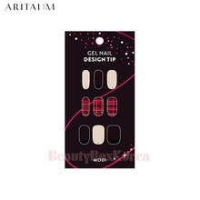 ARITAUM Holiday MODI Gel Nail Design Tip 1ea [Dreamy Holiday Limited Edition]