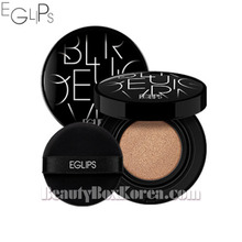 EGLIPS Blur Covering CUshion SPF50+ PA+++ 12g,Beauty Box Korea