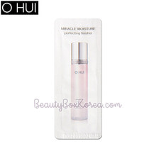 [mini] OHUI Miracle Moisture Perfecting Finisher 1ml*10ea,OHUI