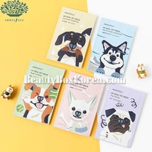 INNISFREE My Real Pet Mask 23g,Beauty Box Korea