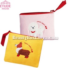 ETUDE HOUSE Lucky Puppy Pouch 1ea [Lucky Puppy Collection],ETUDE HOUSE,Beauty Box Korea