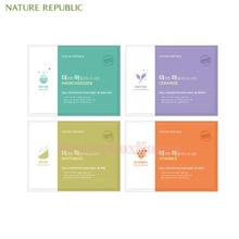 NATURE REPUBLIC Real Comforting Mask Sheet 24g*10ea