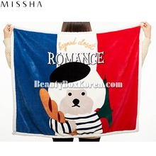 MISSHA Beyond Closet Lap Blanket 1ea [Beyond Closet Edition],MISSHA,Beauty Box Korea