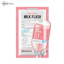 MEDIHEAL Zero Solution Skin Chart Milk Flash Mask 25ml