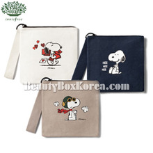 INNISFREE Snoopy Pouch 1ea [INNISFREE X SNOOPY],INNISFREE,Beauty Box Korea
