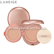 LANEIGE Layering Cover Cushion SPF34 PA++,Beauty Box Korea