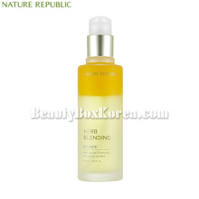 NATURE REPUBLIC Herb Blending Essence 100ml,Beauty Box Korea