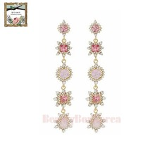STRAWBERRY SHERBET Renaissance Bless Earrings 1pair
