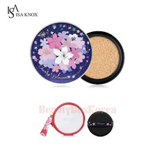 ISA KNOX Age Focus Cover Cushion Cherry Blossom Set 3items [Monthly Limited - APRIL 2018]