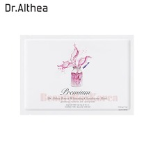 DR.ALTHEA Power Whitening Glutathione Mask 35g