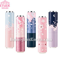 ETUDE HOUSE Cherry Blossom Dear My Lips-talk 1ea [Cherry Blossom Edition],Beauty Box Korea