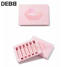 DEBB The Debutant Lip Kit 1.8g*5ea