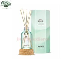 INNISFREE Jeju Scent Picker Lighting Diffuser Set #May grass 110ml [2018 SS Limited]