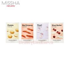 MISSHA Airy Fit Sheet Mask 19g*10ea