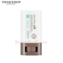 THE FACE SHOP Natural Sun Eco Inorganic Sun Screen Stick SPF50+ PA+++ 20g