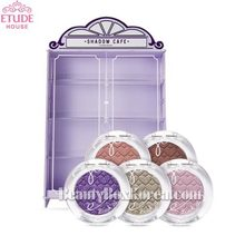 ETUDE HOUSE Look At My Eyes Gelato Shadow 5 Color & Organizer Set, ETUDE HOUSE