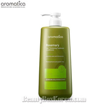 AROMATICA Rosemary hair Thickening Treatment Conditioner 900ml,Beauty Box Korea