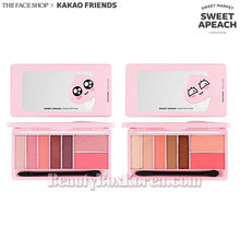 THE FACE SHOP KAKAO FRIENDS Sweet Apeach Mono Pop Eyes 9.5g [The Face Shop x Kakao Friends -Sweet Apeach]