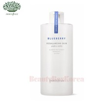 INNISFREE Blueberry Rebalancing Skin 350ml [Large]- Innisfree Super food collection