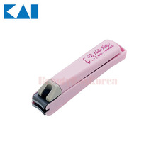KAI Nail Clipper 1ea [HELLO KITTY Edition]