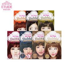 ETUDE HOUSE Hot Style Bubble Hair Coloring NEW, ETUDE HOUSE