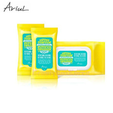 ARIUL Cleansing Tissues 80ea+15g*2ea