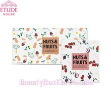 ETUDE HOUSE My Beauty Tool Shadow Case 8 hole [Nuts & Fruits Collection]