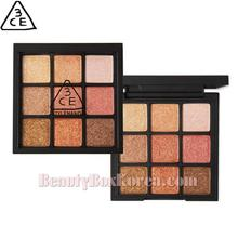 3CE Multi Eye Color Palette #ALL NIGHTER 8.1g
