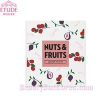 ETUDE HOUSE My Beauty Tool Shadow Case 4 hole [Nuts & Fruits Collection]