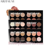 ARITAUM Weekly Eye Palette 8g