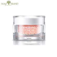 MAY ISLAND Whitening Tone Up Pearl Cream 50g,MAYISLAND