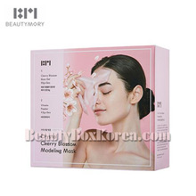 BEAUTYMORY Crystal Cherry Blossom Modeling Mask 5ea BeautyBoxKorea