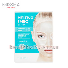 MISSHA Melting Embo Gel Mask 33g*5ea