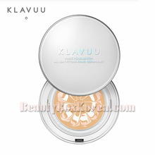 KLAVUU White Pearlsation All Day Fitting Pearl Serum Pact SPF50+ PA++++ 12.5g
