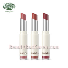 INNSFREE Real Fit Creamy Lipstick 3.3g [Autumn Maple Collection]