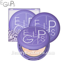EGLIPS Blur Powder Pact 9g[Lavender Edition],Beauty Box Korea