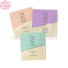 [mini] ETUDE HOUSE Fix and Fix Tone Up Primer SPF33 PA++ 1ml*10ea