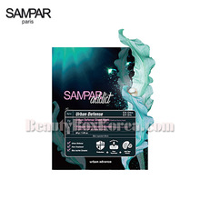 SAMPAR Addict Urban Defense Sheet Mask 30g