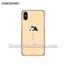 SHIRO&MARO Slim-Fit Case Beige 1ea
