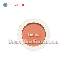 THE SAEM Saemmul Single Blusher 5g,THE SAEM