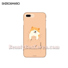 SHIRO&MARO Slim-Fit Case Peach 1ea