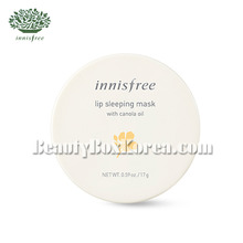 INNISFREE Lip Sleeping Mask with Canola Oil 17g