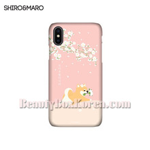 SHIRO&MARO Slim-Fit Case Cherry Blossom 1ea