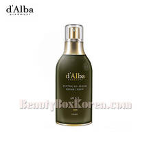 D'ALBA Peptide No-Sebum Repair Cream 50ml