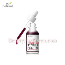 SO NATURAL Red Peel Tingle Serum 35ml,SO NATURAL